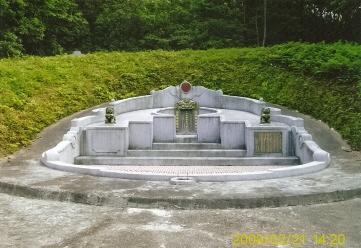 农村祖坟墓设计图
