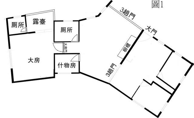 八运别墅风水布局设计图