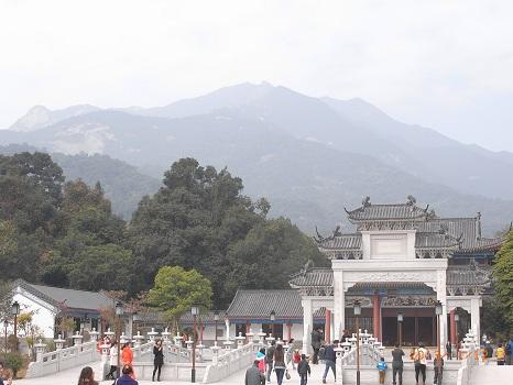 中国道家圣地罗浮山风景区