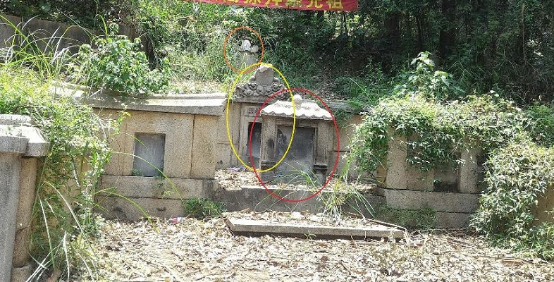 坟墓后土是什么意思